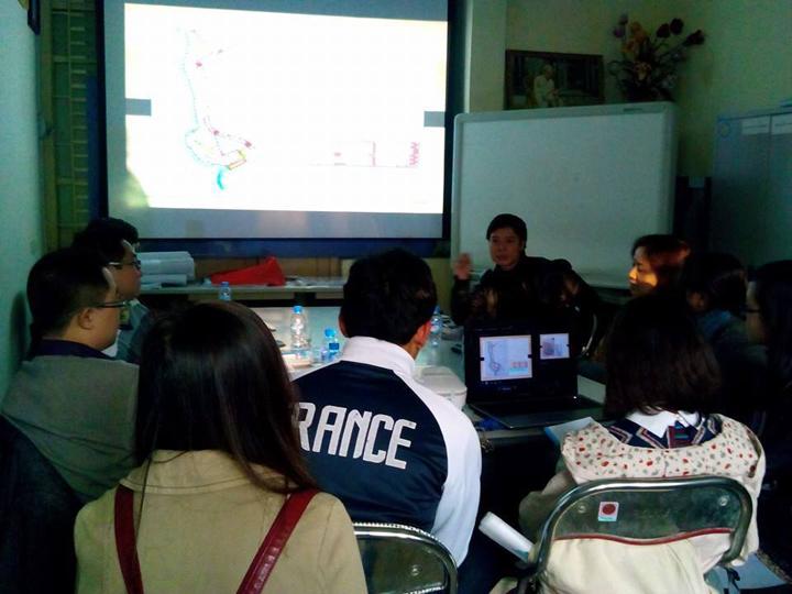 Workshop 2013 sẽ tạo môi trường học thuật rất có giá trị đối với các bạn sinh viên
