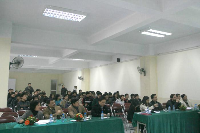 Hội trường Workshop Hồ Tây