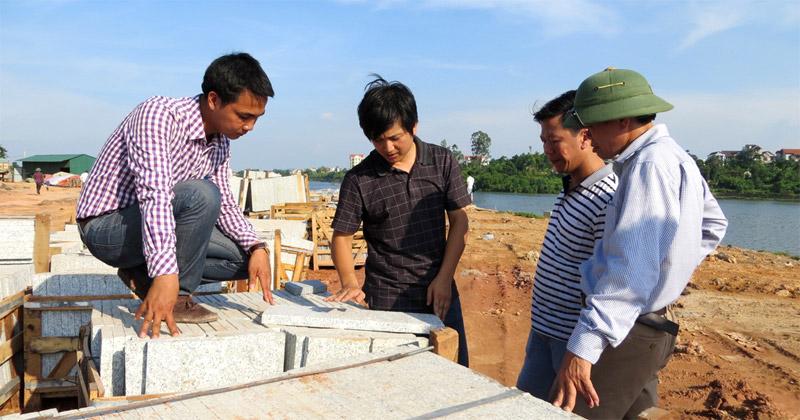 Eden landscape thực hiện đợt giám sát tác giả lần 3- Công viên Văn Lang