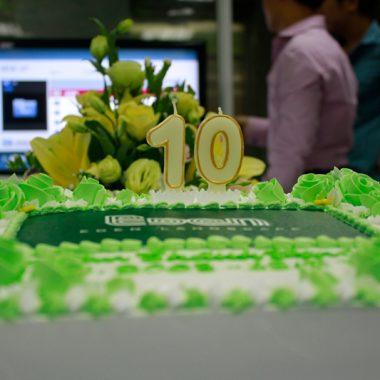 Eden Landscape tổ chức Lễ kỷ niệm 10 năm thành lập 2005 - 2015
