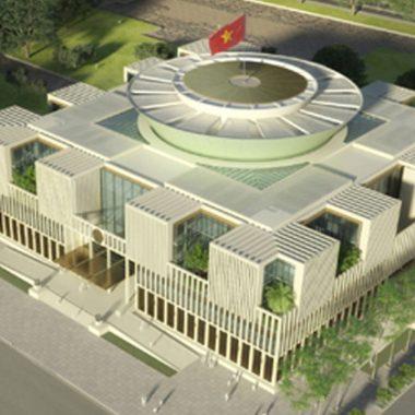 Công bố giải thưởng Kiến trúc Quốc gia 2014