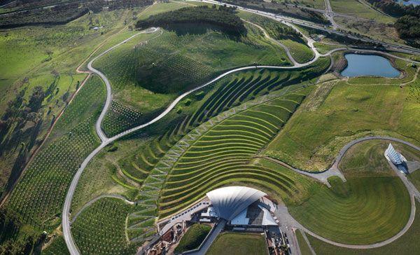 Vườn ươm trồng các cây đầu tiên năm 2006, và được mở cửa cho công chúng thăm quan vào 02/02/2013