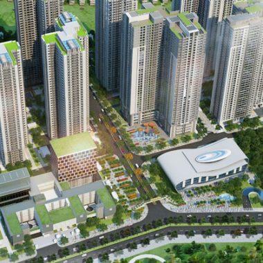 Quy hoạch khu chức năng đô thị thành phố xanh