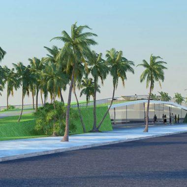 Sầm Sơn sắp có đường ve biển đẹp nhất Việt Nam