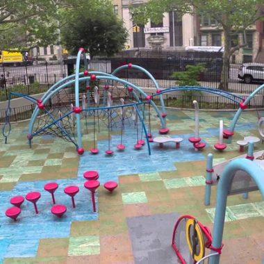 các khu vui chơi trẻ em này rất đa dạng và độc đáo