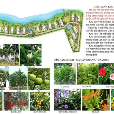 Thiết kế cảnh quan khu du lịch sinh thái Lã Vọng