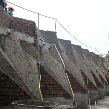 Thi công khu nhà mẫu dự án Goldmark City – 136 Hồ Tùng Mậu