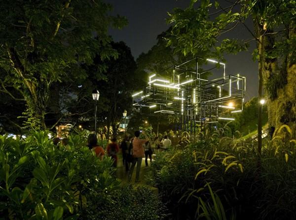 Biến Singapore thành công viên khổng lồ- 4