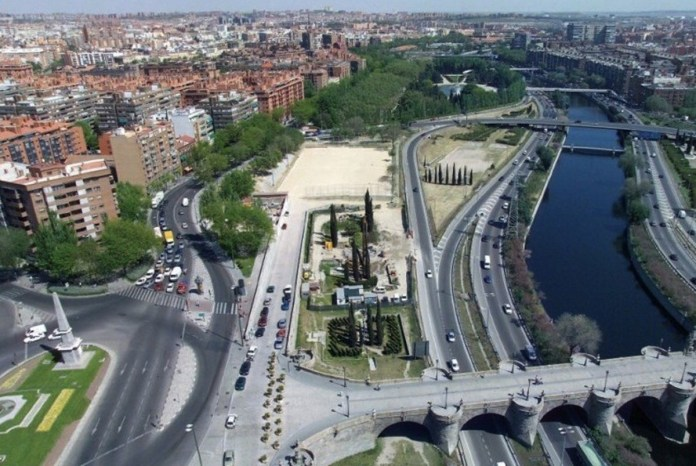Madrid Río, Madrid
