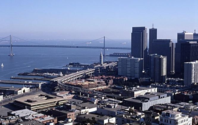 Pier Freeway, San Francisco
