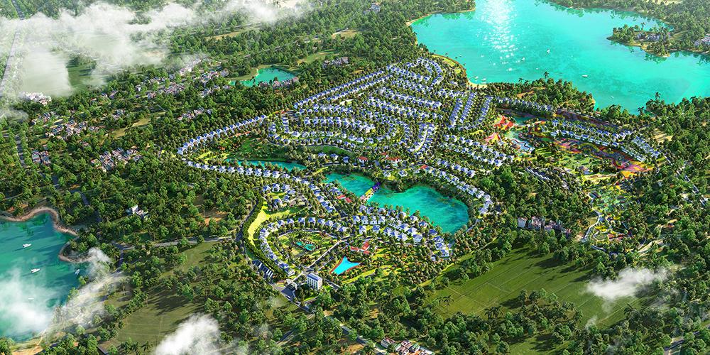 Vận dụng Landscape – Marketing ở tầm rộng hơn, Eden Landscape đã phát triển mảng quy hoạch đô thị hướng đến các đối tượng chủ đầu tư mới.
