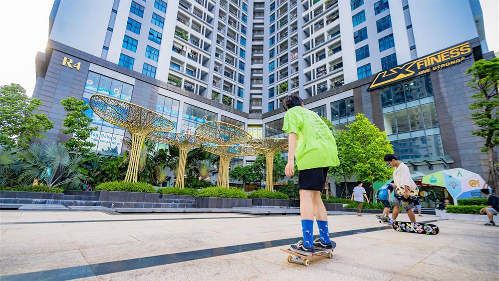 Thiết kế nhiều hơn các công viên trong khu đô thị mới - Xu hướng thiết kế cảnh quan công viên 2021